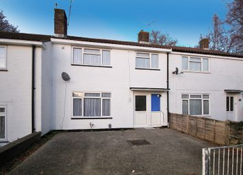 Thumbnail 3 bed terraced house to rent in Northgate, Crawley, West Sussex.