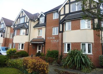 Thumbnail 1 bed flat for sale in Warwick Road, Solihull