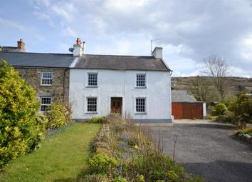 Thumbnail 2 bed cottage for sale in Dinas Cross, Newport
