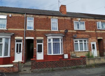 Thumbnail 3 bed terraced house for sale in Campbell Street, Gainsborough