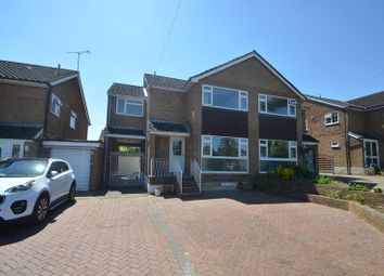 Thumbnail 4 bed semi-detached house to rent in Swakeleys Road, Ickenham