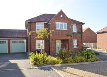 Thumbnail 4 bed detached house to rent in Keele Avenue, Maidstone