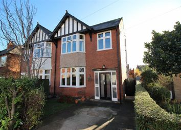 Thumbnail 3 bed semi-detached house for sale in Denison Street, Beeston, Nottingham