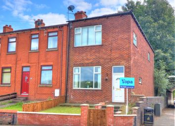 3 bed end terrace house for sale in Moss Lane, Platt Bridge, Wigan WN2
