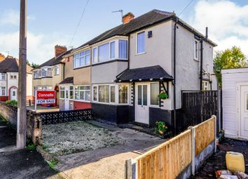 Thumbnail Semi-detached house for sale in Collins Road, Wednesbury