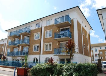 Thumbnail 2 bed flat for sale in Britannina Court, Brighton