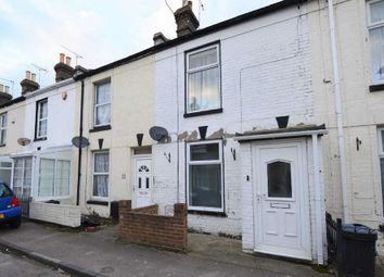 Thumbnail 2 bed terraced house to rent in Claremont Gardens, Ramsgate