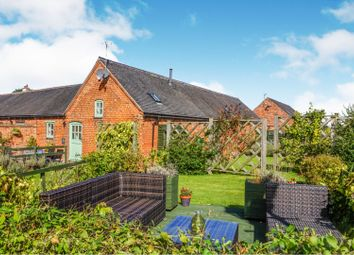 Thumbnail 3 bed barn conversion for sale in Willslock, Uttoxeter