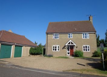 Thumbnail 4 bedroom detached house to rent in Ventura Close, Methwold, Thetford