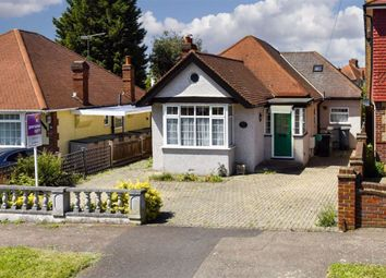 Thumbnail 2 bed detached bungalow for sale in Highfield Drive, Ewell Court, Surrey