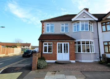 Thumbnail 5 bed end terrace house for sale in Brian Road, Chadwell Heath, Romford
