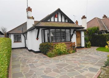 Thumbnail 4 bedroom detached bungalow for sale in Broadclyst Gardens, Thorpe Bay, Essex