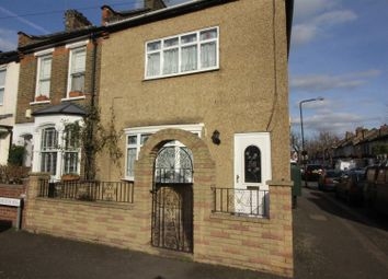 Thumbnail 3 bedroom end terrace house for sale in Wellington Road, London