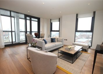 Thumbnail 3 bed flat to rent in Foundry House, 5 Lockington Road, London