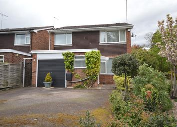 Thumbnail 3 bedroom detached house for sale in Church View, Narborough, Leicester