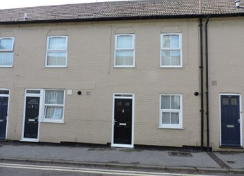 Thumbnail 1 bedroom flat to rent in Milton Road West, Lowestoft
