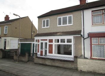 Thumbnail 3 bed semi-detached house to rent in Dartmouth Road, Portsmouth