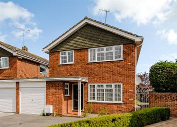 Thumbnail 3 bed detached house to rent in Mayflower, Benfleet, Essex