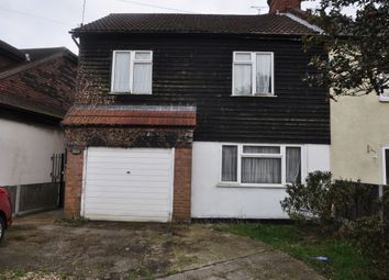 Thumbnail 3 bed semi-detached house for sale in Hart Road, Benfleet