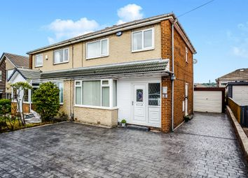 Thumbnail 3 bed semi-detached house for sale in Rydal Drive, Dalton, Huddersfield