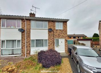 Thumbnail 3 bed semi-detached house for sale in Ddol Awel, Mold