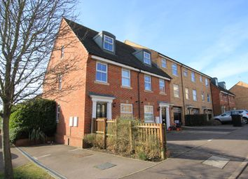 Thumbnail 3 bed town house for sale in Hayward Close, Stevenage