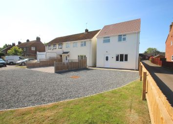 Thumbnail 3 bed detached house for sale in Coventry Road, Brinklow, Rugby