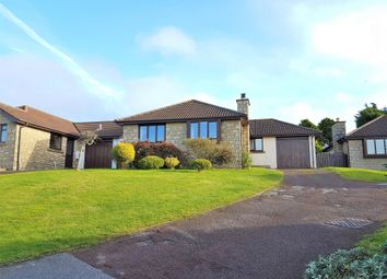 Thumbnail 3 bed detached bungalow for sale in Meadow View, Goldsithney, Penzance
