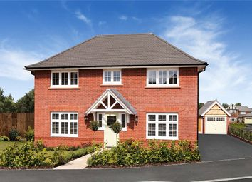 Thumbnail 4 bed detached house for sale in Chaucer Grove, Arborfield Green, Reading