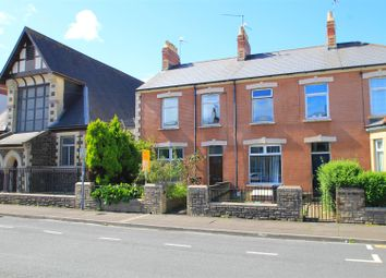 Thumbnail 4 bedroom semi-detached house for sale in Clyde Street, Roath, Cardiff
