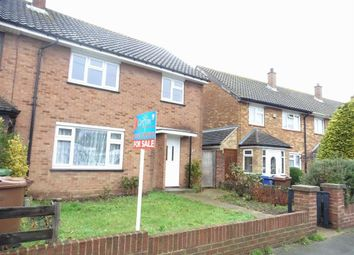 Thumbnail 3 bed end terrace house for sale in Longhouse Road, Grays