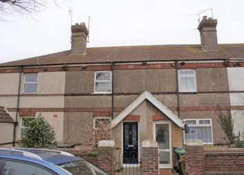Thumbnail 3 bed terraced house to rent in Green Street, Eastbourne