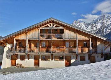 Thumbnail 4 bed property for sale in Apartment Maison Neuve, Chamonix, France