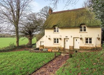 Thumbnail 4 bed cottage for sale in Venn Cottage, Silverton, Exeter