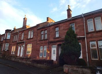 Thumbnail 1 bed flat to rent in Finlaystone Street, Coatbridge
