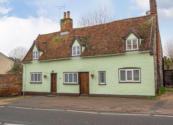 Thumbnail 2 bed cottage for sale in St. Edmund Close, Ixworth, Bury St. Edmunds
