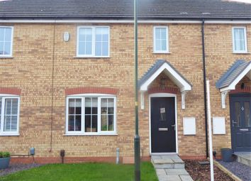 Thumbnail 3 bed town house for sale in 26 Saxonfields Drive, Stallingborough, Grimsby