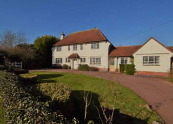 Thumbnail 7 bed detached house for sale in Scraptoft Lane, Humberstone, Leicester