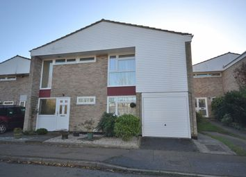 Thumbnail 4 bedroom detached house for sale in Mill Croft, Bishop's Stortford