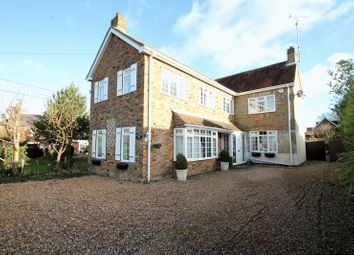 Thumbnail 4 bed detached house for sale in Tottenhoe Road, Eaton Bray, Bedfordshire