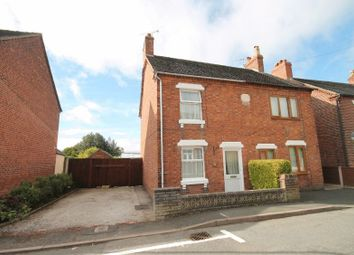Thumbnail 2 bed semi-detached house for sale in Victoria Road, Market Drayton