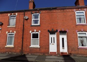 Thumbnail 2 bed terraced house for sale in Flower Street, Northwich