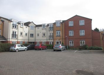 Thumbnail 2 bed flat for sale in Howell Mews, Wolseley Road, Rugeley