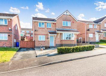 Thumbnail 2 bed semi-detached house for sale in Menai Grove, Longton, Stoke-On-Trent