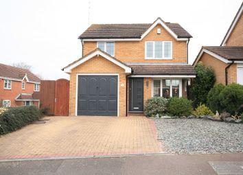 Thumbnail 3 bed detached house for sale in Wayside, Shenley, Radlett