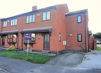 Thumbnail 4 bed semi-detached house for sale in Beech Close, Burstwick, Hull
