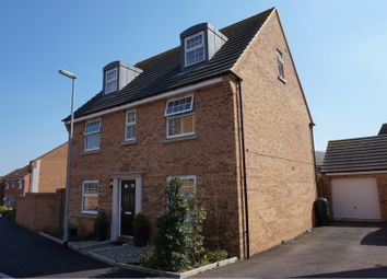Thumbnail 5 bed detached house for sale in Clarendon Close, Little Stanion, Corby