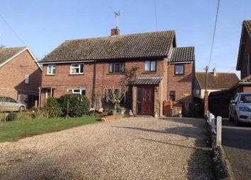 Thumbnail 3 bed semi-detached house for sale in Orford, Woodbridge, Suffolk