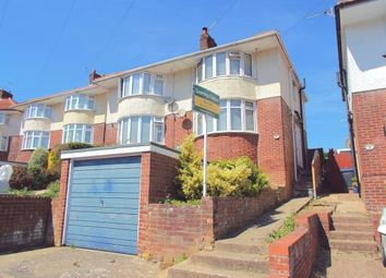 Thumbnail 3 bed semi-detached house for sale in Crabble Close, River, Dover, Kent