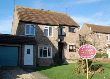 Thumbnail 3 bed semi-detached house to rent in Spencer Road, Long Buckby, Northampton